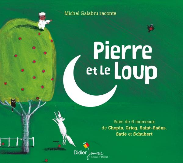 Pierre et le loup (CD) – Version enrichie