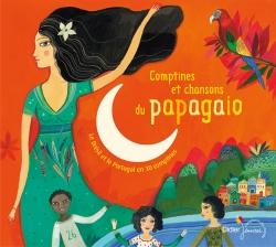 Comptines et chansons du papagaio – CD