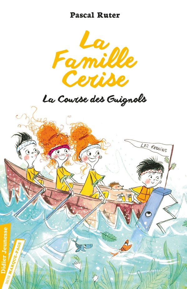 La Famille Cerise, La Course des Guignols – Tome 2