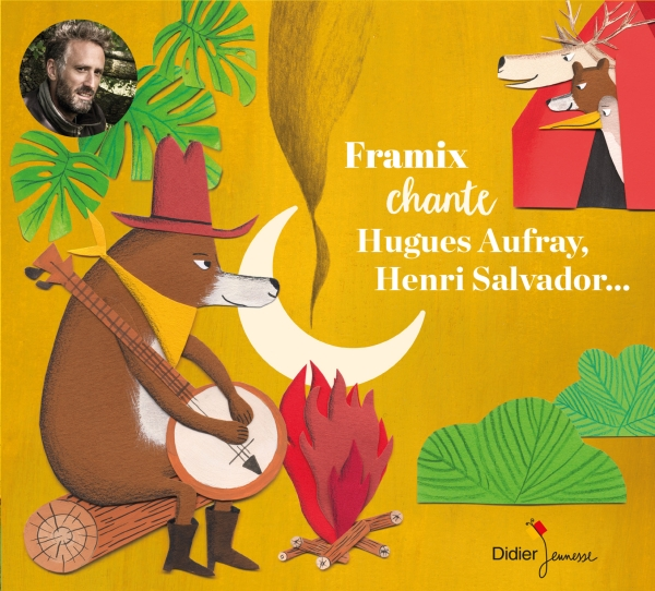Framix chante Hugues Aufray, Henri Salvador… (CD)