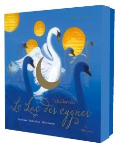 Le Lac des cygnes – Coffret Edition Luxe