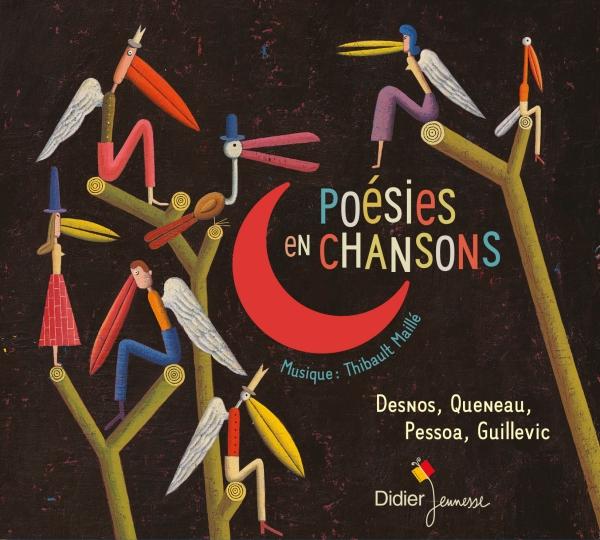 Poésies en chansons (CD)
