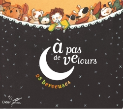 À pas de velours (CD)