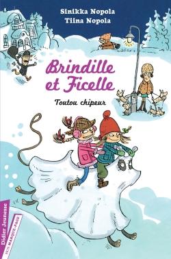 Brindille et Ficelle, Toutou chipeur – Tome 3