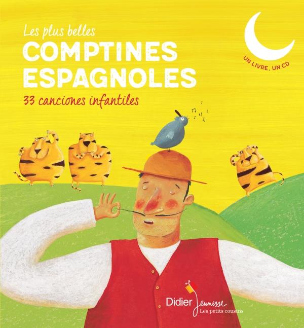 Les Plus Belles Comptines espagnoles – édition 2018
