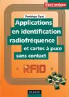 Applications en identification radiofréquence et cartes à puces sans contact