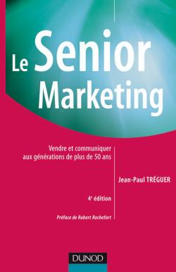 Le senior marketing de JP TREGUER ditions DUNOD