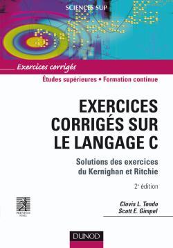 Exercices corrigés sur le Langage C