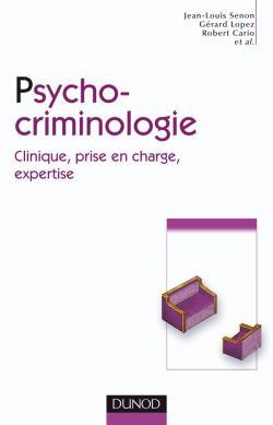 Psychocriminologie - DUNOD