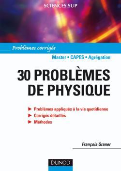 30 problèmes de physique