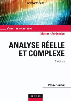 Analyse relle et complexe