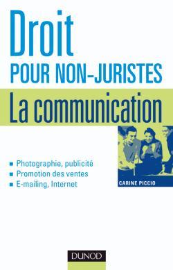 Droit pour non-juristes : la communication