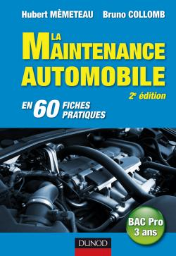 la maintenance automobile 2eme edition 9782100540150-G