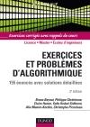 Exercices et problèmes d'algorithmique : 155 énoncés avec solutions détaillées