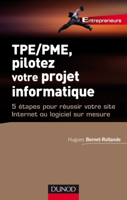 TPE/PME, pilotez votre projet informatique