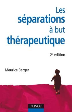 Les séparations à but thérapeutique