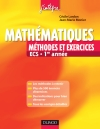 Mathmatiques - Mthodes et Exercices ECS - 1re anne