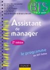 Assistant de manager - le programme en 107 fiches
