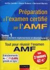 Pack Préparation à l'examen certifié par l'AMF