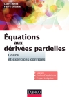 Equations aux drives partielles : Cours et exercices corrigs