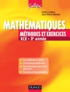 Mathmatiques Mthodes et Exercices ECE 2e anne