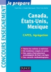 Canada, Etats-Unis, Mexique : Capes-Agrgation Gographie