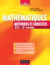 Mathmatiques Mthodes et Exercices ECS 2e anne