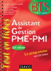 Assistant de gestion PME-PMI : en 110 fiches