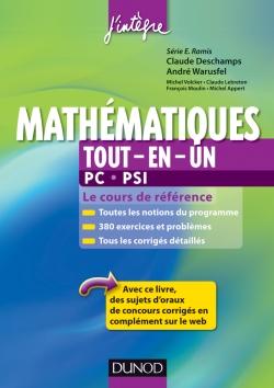 Mathématiques tout-en-un PC-PSI