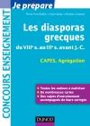 Les diasporas grecques : du VIIIe s. au IIIe s. avant J.-C. - Capes, Agrégation