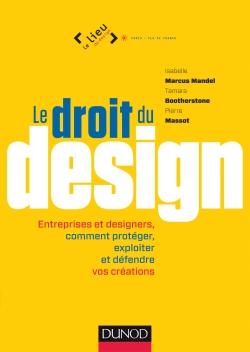 Le droit du design