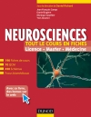 Neurosciences - Tout le cours en fiches : 190 fiches de cours, QCM corrigés et focus biomédicaux