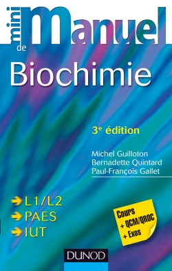 Mini Manuel de Biochimie