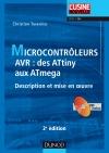 Microcontrôleurs AVR : Description et mise en oeuvre