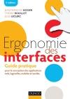Ergonomie des interfaces : Guide pratique pour la conception des applications web, logicielles, mobiles et tactiles