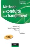 Méthode de conduite du changement : Diagnostic - Accompagnement - Pilotage
