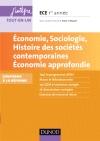 Economie, Sociologie, Histoire des sociétés contemporaines. Economie approfondie. ECE 1 : Conforme à la réforme 2013