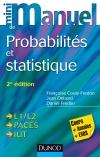 Mini Manuel de Probabilités et statistique : Cours + Annales + Exos