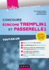 Concours Écricome Tremplin 1 et Passerelle 1 - Tout-en-un : Tout-en-un
