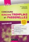 Concours Écricome Tremplin 2 et Passerelle 2 : Tout-en-un