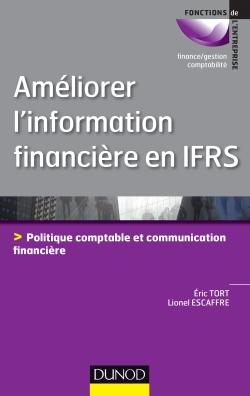 Améliorer l'information financière en IFRS