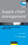 """Supply chain management : Prix du Livre Qualité et Performance 2013 (catégorie """"Référence"""")"""