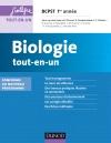 Biologie tout-en-un BCPST 1re année : Conforme au nouveau programme
