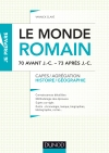 Le monde romain de 70 av. J.-C. à 73 apr. J.-C. : Capes, Agrégation