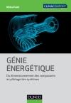 Génie énergétique : Du dimensionnement des composants au pilotage des systèmes