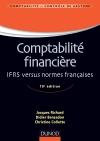 Comptabilité financière : IFRS versus normes françaises