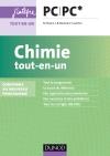 Chimie tout-en-un PC-PC* : nouveau programme 2014