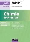 Chimie tout-en-un MP-PT : nouveau programme 2014