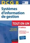 DCG 8 - Systèmes d'information de gestion : Tout-en-Un
