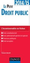 Le Petit Droit public 2014/2015
